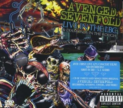 Avenged Sevenfold - Diаmоnds In Тhе Rоugh (2008)