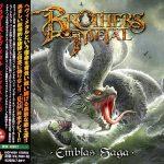 Brothers of Metal - Emblas Saga (Japanese Edition) (2020) 320 kbps