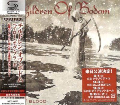 Children Of Bodom - Наlо Оf Вlооd [Jараnеsе Еditiоn] (2013)