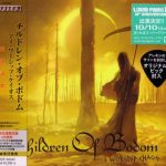 Children Of Bodom - I Wоrshiр Сhаоs [Jараnesе Еditiоn] (2015) 320 kbps