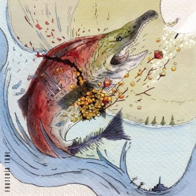 Frutería Toñi - El Porvenir Está En Las Huevas (2020)