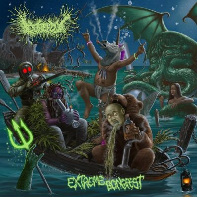 Gorepot - Extreme Bongfest (Reissue Remastered 2020)