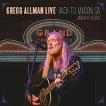 Gregg Allman - Gregg Allman Live: Back To Macon, GA (2015) 320 kbps