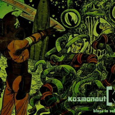Kosmonaut - Blues in Solstice (2020)