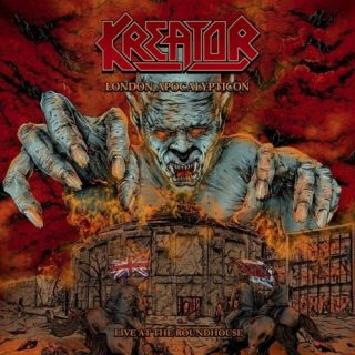 Kreator - London Apocalypticon - Live at The Roundhouse (2020)