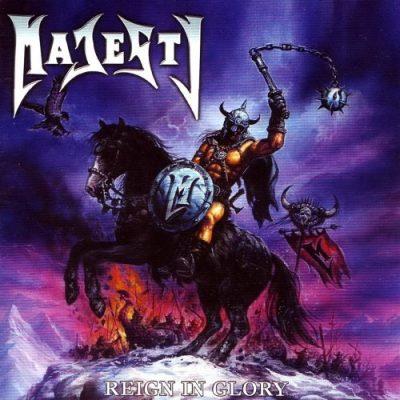 Majesty - Rеign In Glоrу (2003)
