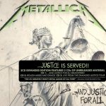 Metallica - …And Justice for All (Remastered Deluxe Box Set) (2018) 320 kbps