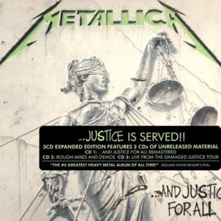 Metallica - …And Justice for All (Remastered Deluxe Box Set) (2018)