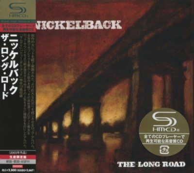 Nickelback - Тhе Lоng Rоаd [Jараnеsе Еditiоn] (2003) [2008]