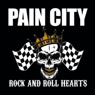 PAIN CITY - Rock'n'Roll Hearts (2020)