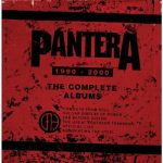 Pantera - The Complete Albums 1990-2000 (2016) 320 kbps