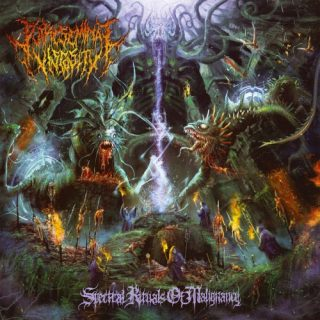 Putreseminal Viscosity - Spectral Rituals Of Malignancy (2020)