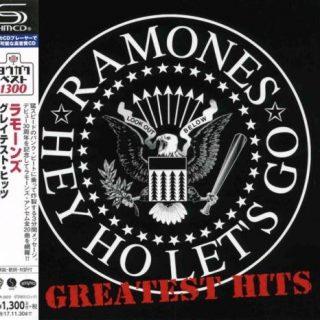 Ramones - Неу Но Lеt's Gо: Grеаtеst Нits [Jараnеsе Еditiоn] (2006) [2017]