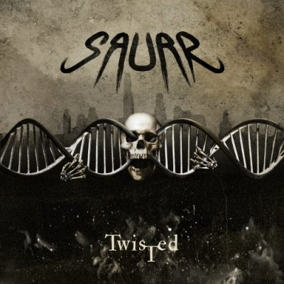 Saurr - Twisted (EP) (2020)