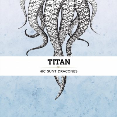 Titan - Hic Sunt Dracones (EP) (2020)