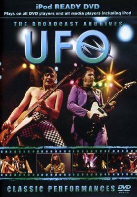 UFO - The Broadcast Archives (Don Kirshner's Rock Concert) (2008)