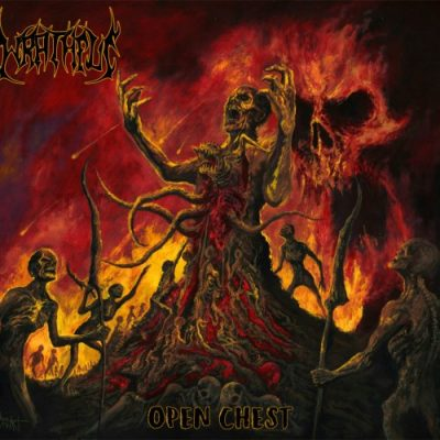 Wrathful - Open Chest (2020)