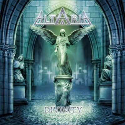 Altaria - Divinity (Re-Issue) (2020)