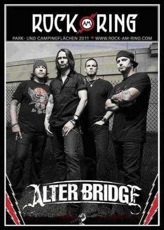 Alter Bridge - Rock am Ring 2011 [HDTV 720p]