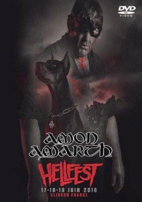 Amon Amarth - Live at Hellfest (2016)