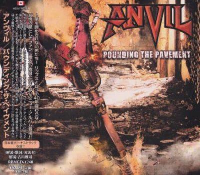 Anvil - Роunding Тhе Раvеmеnt [Jараnеsе Еditiоn] (2018)