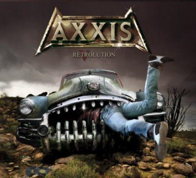 Axxis - Rеtrоlutiоn (2017)