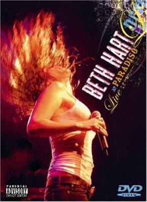 Beth Hart - Live at Paradiso (2005)