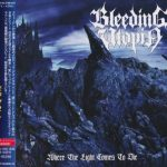 Bleeding Utopia - Where The Light Comes To Die [Japanese Edition] (2019) 320 kbps
