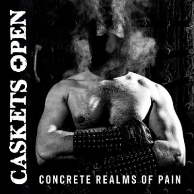 Caskets Open - Concrete Realms of Pain (2020)