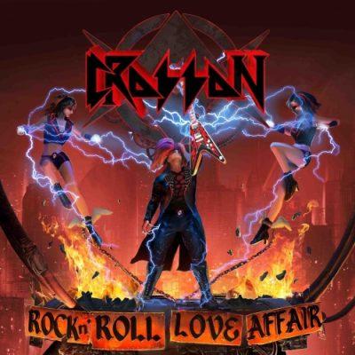 Crosson - Rock 'n' Roll Love Affair (2020)