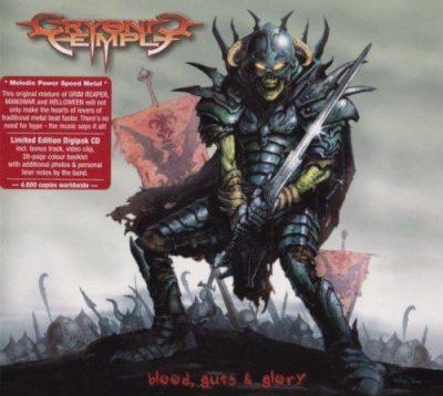 Cryonic Temple - Вlооd, Guts & Glоrу (2003)