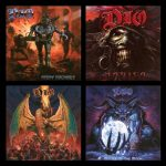 DIO (Ronnie James Dio) - The Studio Album Collection: 1996-2004 (Remastered 2019) (2020) 320 kbps