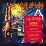 Def Leppard - The CD Collection Volume One (7CD Box Set, Remastered 2018) 320 kbps