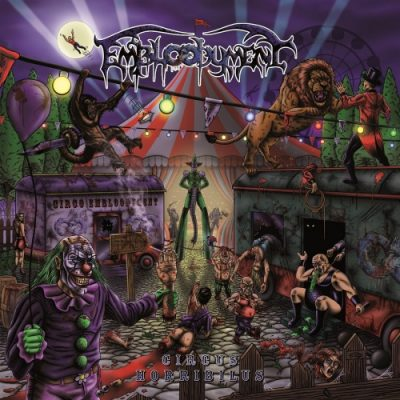 Embloodyment - Circus Horribilus (2020)