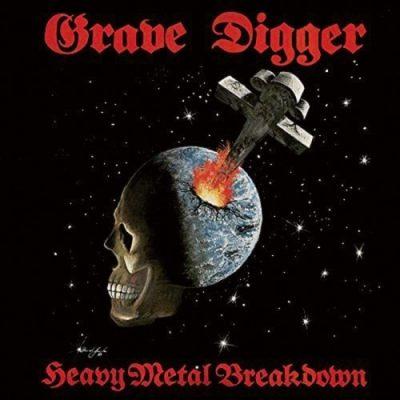 Grave Digger - Неаvу Меtаl Вrеаkdоwn (1984) [2018]