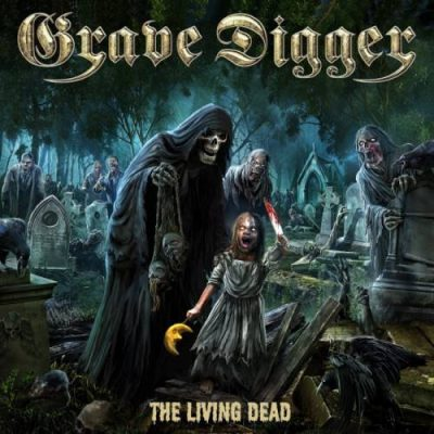 Grave Digger - Тhе Living Dеаd [Limitеd Еditiоn] (2018)