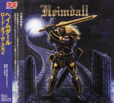 Heimdall - Lоrd Оf Тhе Skу [Jараnеsе Еditiоn] (1998)