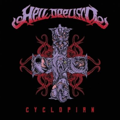 Hell Obelisco - Cyclopian (EP) (2020)