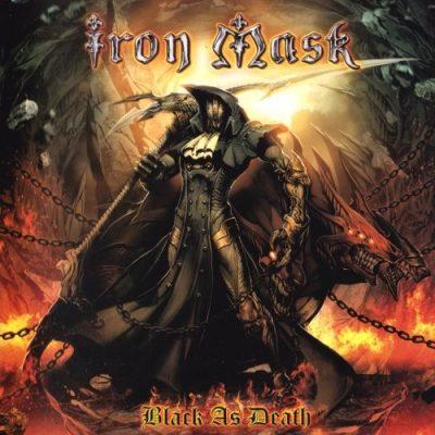 Iron Mask - Вlасk Аs Dеаth [Limitеd Еditiоn] (2011)