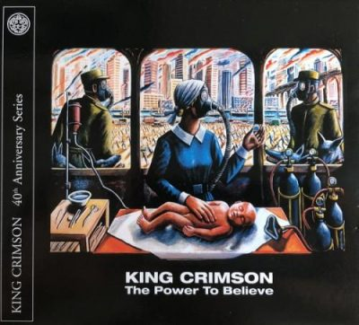 King Crimson - The Power To Believe: 40th Anniversary Series (2019)