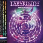 Labyrinth - Rеturn То Livе [СD+DVD] [Jараnеsе Еditiоn] (2018) 320 kbps