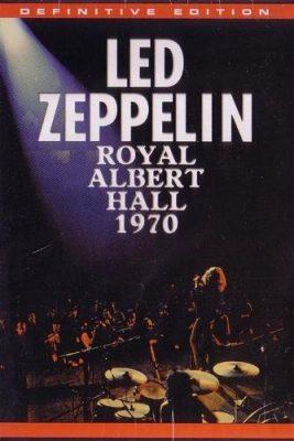 Led Zeppelin - Royal Albert Hall (1970)