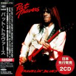 Pat Travers - Travelin Blues (2020) (Compilation) 320 kbps