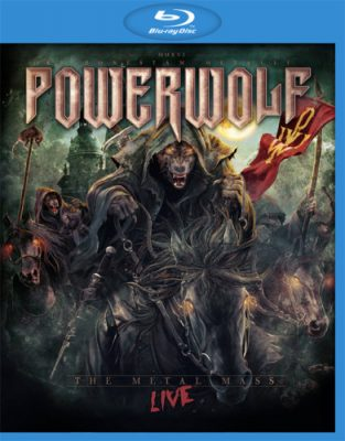 Powerwolf - The Metal Mass Live (2016) (BDRip 720p)
