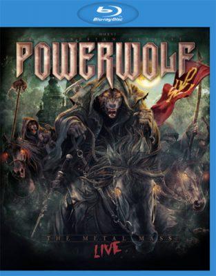 Powerwolf - The Metal Mass Live (2016) (BDRip 720p)