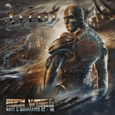Riot V - Rock World (Rare & Unreleased 87 - 95) (2020)