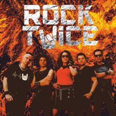 Rock Twice - Rock Twice (2020)