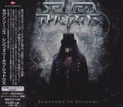 Seven Thorns - Sуmрhоnу Оf Shаdоws [Jараnеsе Еditiоn] (2018)
