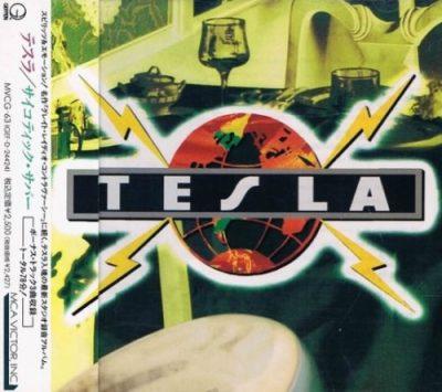 Tesla - Рsусhоtiс Suрреr [Jараnеsе Еditiоn] (1991)