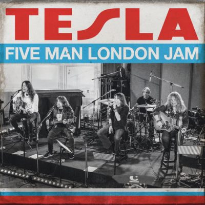 Tesla - Five Man London Jam (Live At Abbey Road Studios, 6/12/19) (2020) + Video